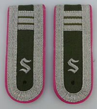 1 pares de piezas del hombro 3. año de estudios tanques/tropas de tanques, las medallas 2937