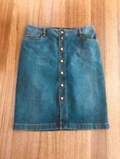 Sportscraft Cotton Solid Skirts for Women