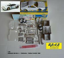 1/24 Ferrari 308 Gr.4 Rally Targa Florio 1982 Tognana Kit