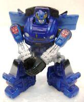 ROBOT TRANSFORMERS plastica/metallo 4 articolazioni cm. 5,3 gr. 53 Hasbro 2006