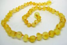 BALTIC AMBER CHILDREN'S NECKLACE