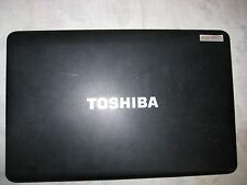 V000220020 GENUINE TOSHIBA LCD BACK COVER W/ WIFI CABLE ASSEMBLY