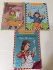 Junie B First Grader Lot of 3 Books