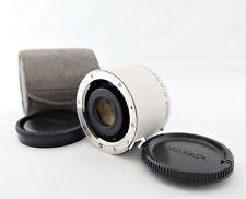 【NEAR MINT】Minolta AF 2x TELE CONVERTERⅡAPO for Sony A Minolta from Japan