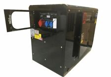 Warrior LDG12S3 13kw silent diesel generator 3 phase