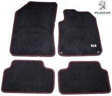 Genuine Peugeot 308 Carpet Floor Mats - 1610532280