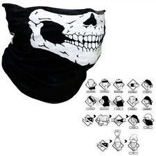 Full Face Mask Cap Hat Skull Scarf Mask Motorcycle Balaclava Neck Snood Ski Bike