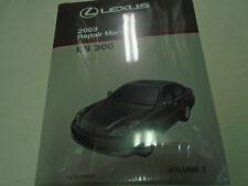 2003 Lexus ES300 ES 300 Service Shop Repair Workshop Manual Set