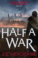 HALF A War (Shattered MAR LIBRO 3) by Abercrombie, Joe Libro De Bolsillo 978000