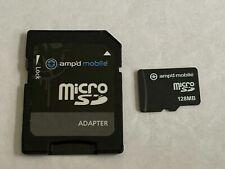 Real Capacity Micro SD MicroSD Card 128MB  Memory Card Small capacity card