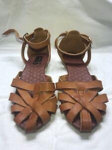 Handmade Leather Sandals For Women