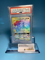 PSA 10 Pokemon Card Jap Reshiram Zekrom GX HR 071/049 SM11b Dream League Tag