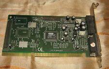 ESS Audiodrive ISA Soundkarte 16Bit ES1898F