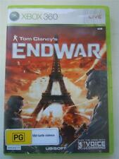 XBOX 360 - Tom Clancy's End War - PAL Game