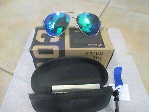 Costa del mar sunglasses Polarized 580 lenes Blue Mirror