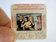 More details for original press photo slide negative - hole - courtney love - 1998 - f