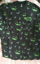 More details for disney 2021 nightmare before christmas oogie boogie spirit jersey size xl bnwt