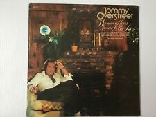TOMMY OVERSTREET: Woman,Your Name Is My Song 1974 vinyl LP Dot DOS-26021 SEALED