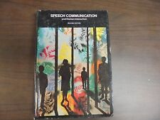 Speech Communication And Human Interaction HB 1976