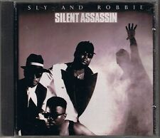 Sly & Robbie Silent Assassin Reggae CD NEU RAR