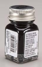 Testors 1/4 oz Gloss Black Enamel Model Paint 1147TT TES1147T