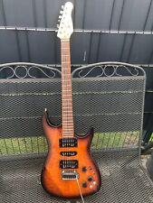 Godin Freeway SA Lightburst E Gitarre Midi - Made in Canada
