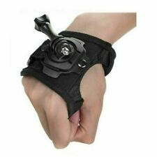 Hand Strap Wrist For Go Pro Hero 8 7 6 5 4 360 Degree Rotation Mount Action Cam