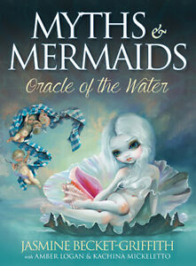 Myths and Mermaids Oracle Cards by Jasmine Becket-Griffith