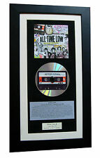 ALL TIME LOW Nothing Personal CLASSIC CD GALLERY QUALITY FRAMED+FAST GLOBAL SHIP