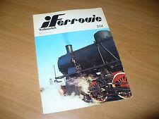 MODELLISMO I FERROVIE ITALMODEL 214 APRILE 1978 FS 683 940 ALE 840 ALE 540