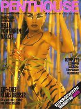 PENTHOUSE Juli/07/1992  SARA NORTON & ROBIN BROWN*