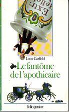 Le Fantôme de L'Apothicaire * Leon GARFIELD * Folio Junior * Littérature anglais