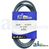 """V BELT 5//8/"""" X 133/"""" B130K B-SECTION MADE WITH KEVLAR BLUE"""