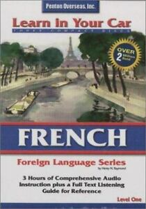 French Level One (Learn in Your Car) (French Edition), , Raymond, Henry N., Very