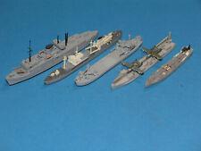 1 : 1250  5 kleine Kampfschiffe