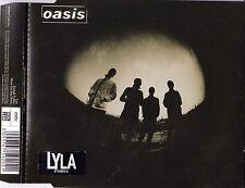 OASIS Lyla CD Single