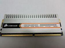 Mémoires RAM Corsair, 1 Go par module