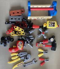 Disney Junior Mickey Mouse Mousekadoer Pretend Play Kids Tool Set, Auto Tools
