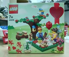 Lego Seasonal Romantic Valentine Picnic 40236 NEW