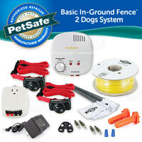 PetSafe PIG00-14582 Premium In-Ground Fence 2 Dog System Collar Receiver PUL-275