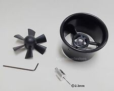 267:1 set 55mm Electric Ducted Fan Ø2.3mm (EDF),for RC Warbird / Military,A-10