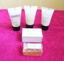 Gilchrist & Soames 5 Piece Travel Set Shampoo Cond Body Lotion Facial & Glycerin