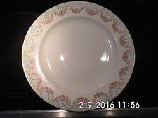 Dinner Plates 1900-1919 (Art Nouveau) Booths Pottery