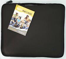 "New Genuine TARGUS Contego 11.6"" Rugged Slip Case Laptop Notebook Bag Case Carry"