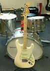 2021 Fender Deluxe Roadhouse Stratocaster! Olympic White Finish! NO RESERVE!!!