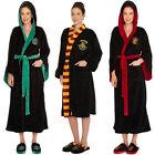 Harry Potter Slytherin/Gryffindor/Hogwarts Mujer Albornoz Bata
