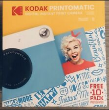 Kodak Printomatic 10MP Digital Camera - Blue