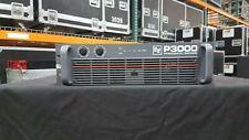 EV P3000 Precision Series Amplifier