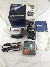 Sony Handycam DCR-DVD105 Camcord With Accessories.