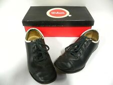 Vintage Wilson Leather Baseball Shoes Cleats Size 4. With Box (A10)